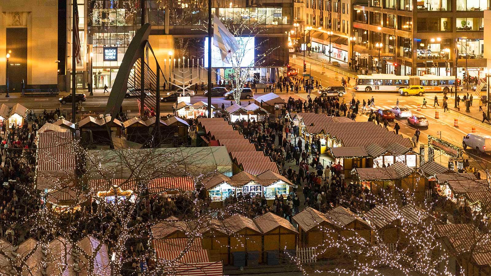 Christmas Market Chicago 2021 Christkindlmarket Holiday Market 2021 Chicago