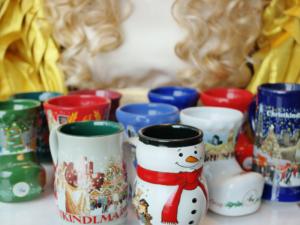Chicago Christkindlmarket Mug Collection