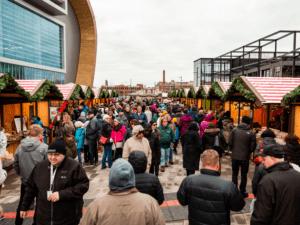 Milwaukee Market Scene