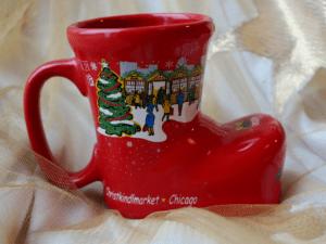 Chicago Christkindlmarket Mug