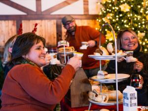 Reserve your Table at the Christkindlmarket